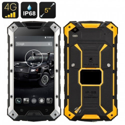 Защищенный смартфон Conquest S6s