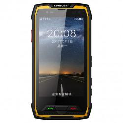 Защищенный смартфон c рацией Conquest S11