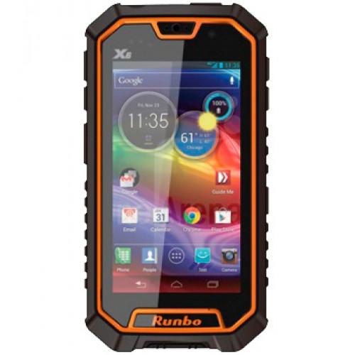 Защищенный телефон Runbo X6 LTE